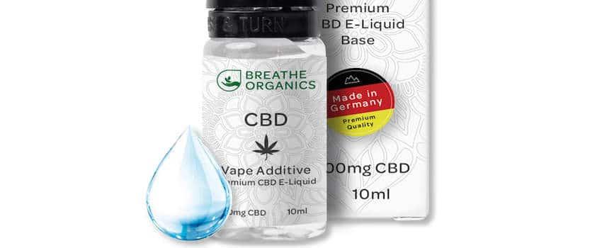 Breathe Organics Produktsortiment im Vergleich
