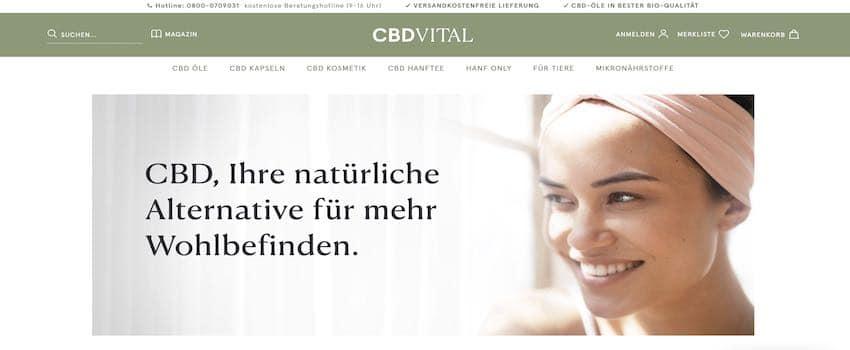CBD Vital