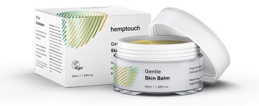 CBD Hautbalsame von Hemptouch