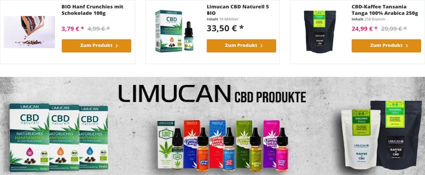 Limucan CBD Liquid
