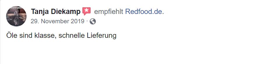vierster Erfahrungs Redfood CBD